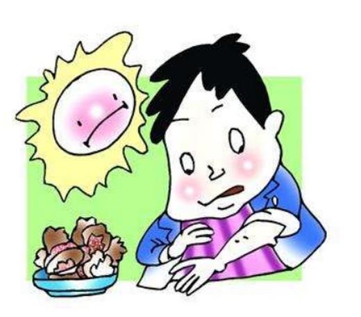 日光性皮炎怎么办,症状图片和原因