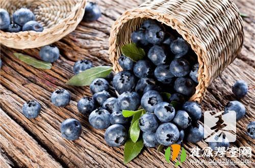 蓝莓李果有什么功效