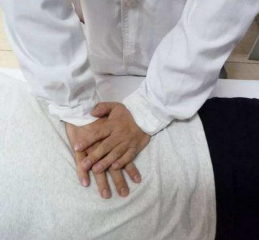 腰部按摩正确手法,基本8步骤有哪些,腰间盘突出怎么按?