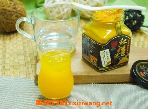 女性喝姜黄茶的好处