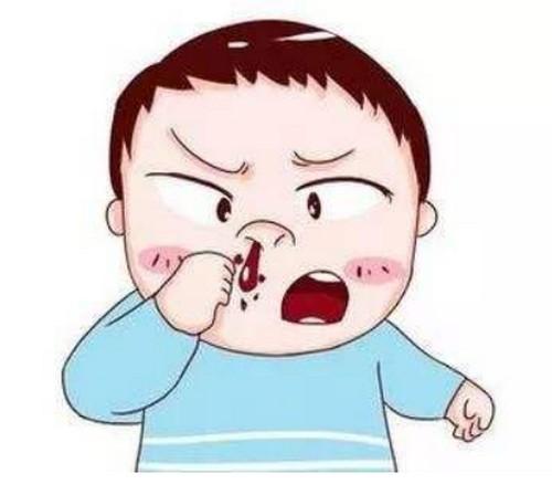 鼻出血的原因有哪些,是什么病先兆,止血最快的方法