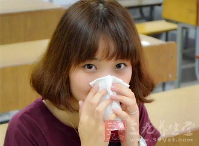 鼻涕中含有不少血丝,尤其是在晨起的时候鼻涕带血