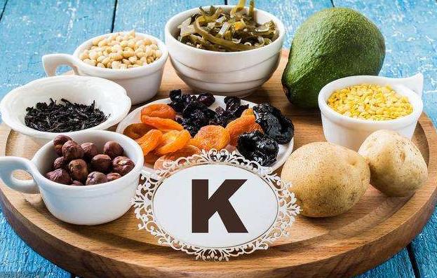 含钾高的食物多不多,都有谁?哪些食物含钾低?