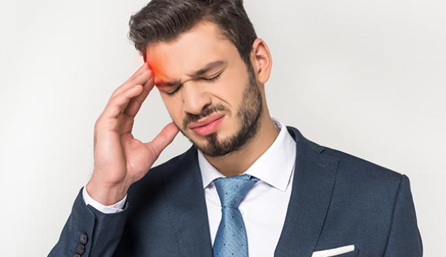 经常头顶疼是怎么了,怎么办?头痛怎么按摩?