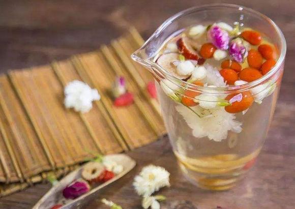 白菊花的功效,与枸杞泡水作用,食用禁忌是什么?