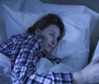 六大因素导致老年人失眠