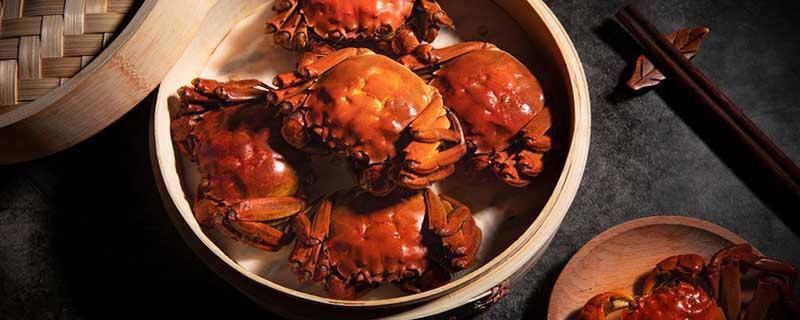 大闸蟹煮的时候可以冷冻吗?大闸蟹煮熟冷冻能冻多久?