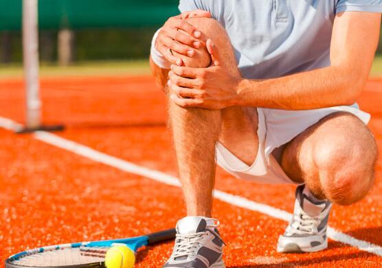 如果跑得太多后膝盖疼,我该怎么办