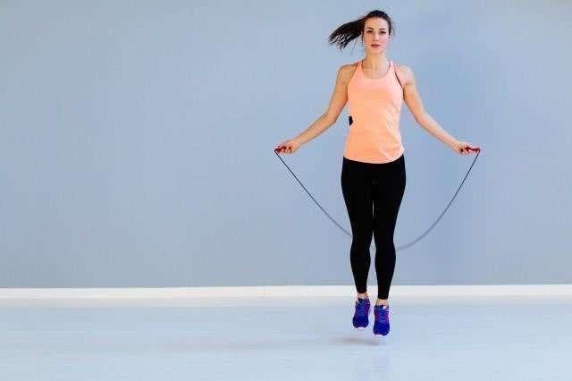 跳绳减肥的注意事项