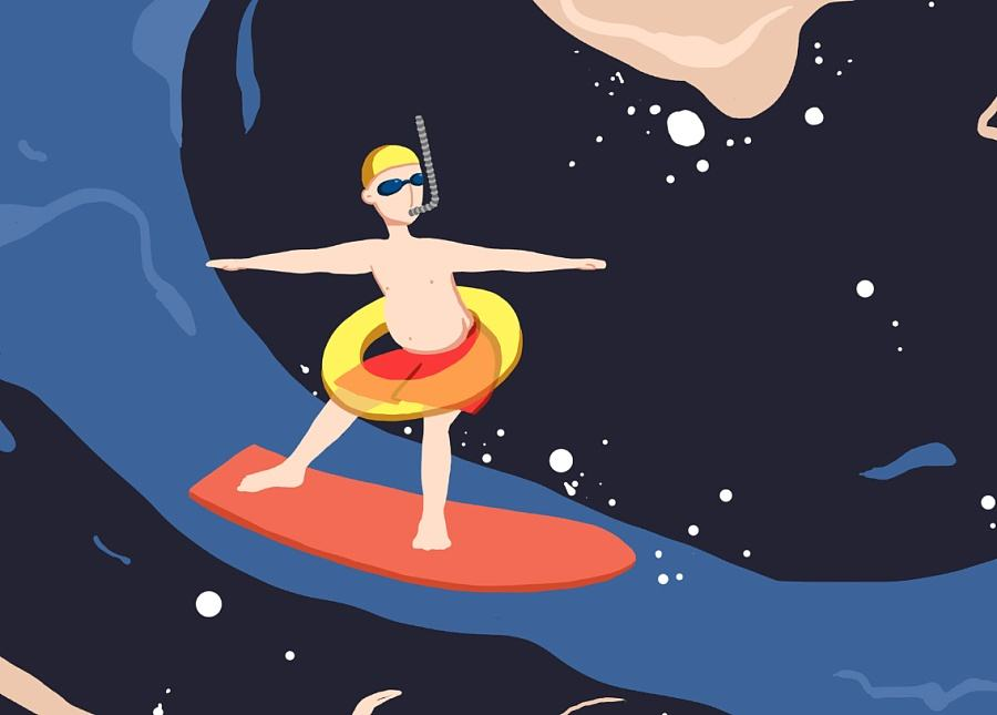 我如何通过游泳来减肥