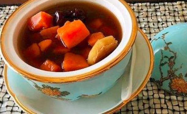 如何煮枣、姜和红糖
