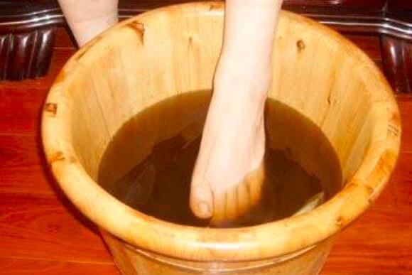 不出汗泡脚有效吗