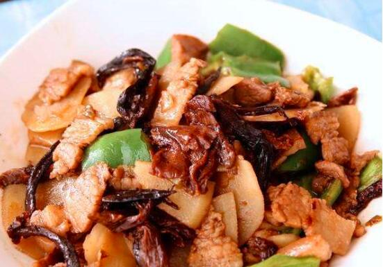 如何烹调好东北榛子蘑菇