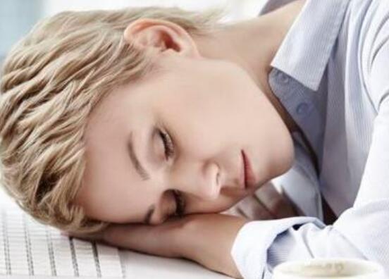 午休后,当我起床想睡觉时,我应该做什么
